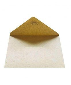 Bild 3 back offen 1 247x296 - Kuverts C6 aus Graspapier - 25 Stück