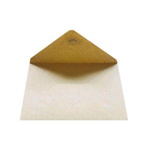 Kuvert C5 aus Graspapier von Matabooks