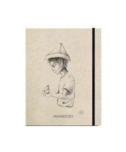 """Broschur Fallenbird 247x296 - Swiss Brochure """"Fallenbird"""""""