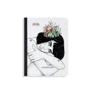 Samenbuch aus Graspapier - Growing von Matabooks