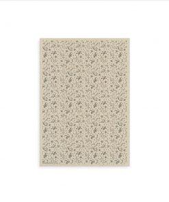 Geschenkpapier aus Graspapier: Winterliches