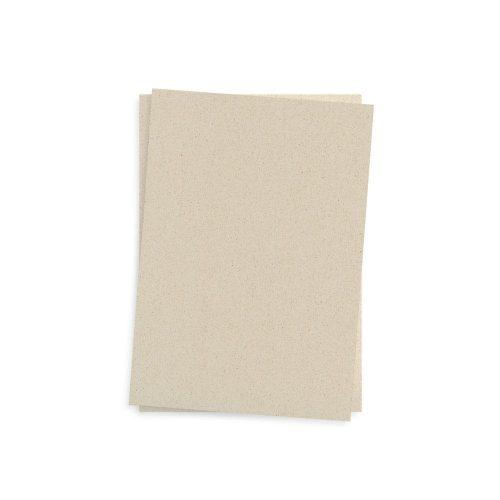 Sticker aus Graspapier