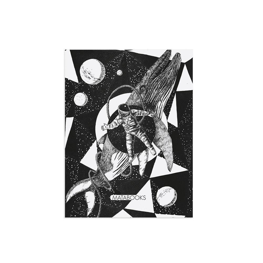 Kunstdruck aus Graspapier - Space Miracle von Sophie Thiele