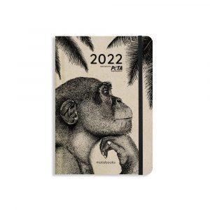 "A5 Kalender Samaya 2022 ""Equality"" (DE/EN)"