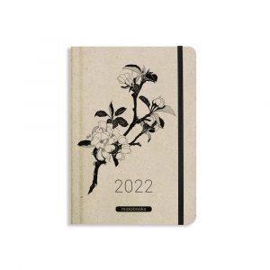 "A5 Kalender Samaya 2022 ""Garden"" (DE/EN)"