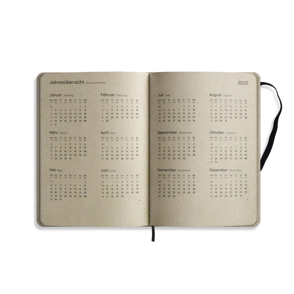A5 Kalender Samaya 2022 (DE/EN)